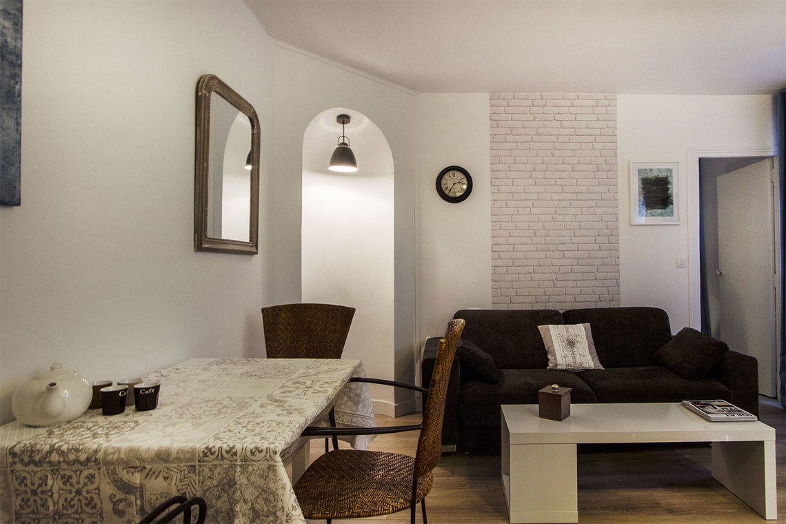 Appartement Paris Rue Roger 2