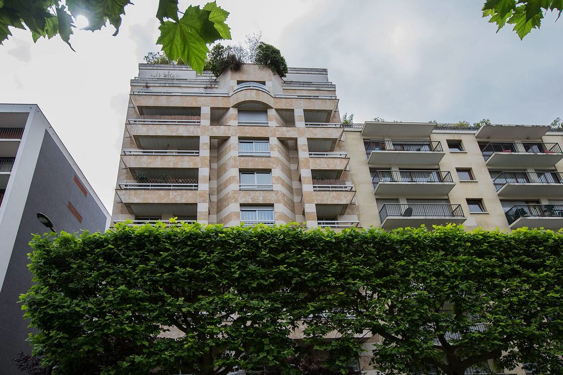 Apartment Boulogne Billancourt Rue de Silly 14