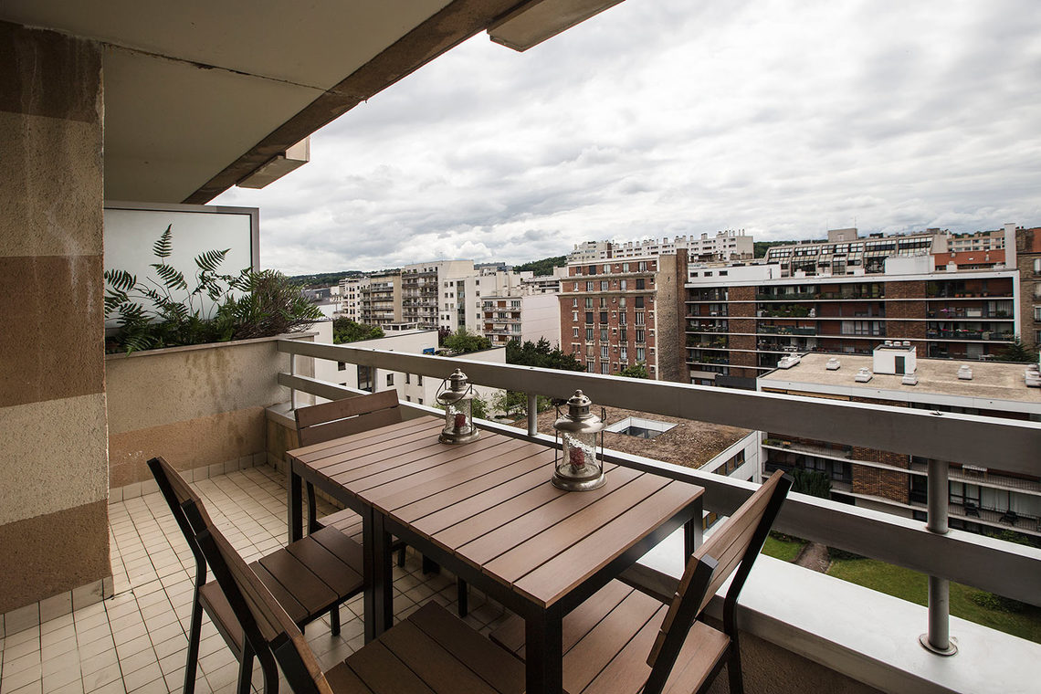 Apartment Boulogne Billancourt Rue de Silly 11