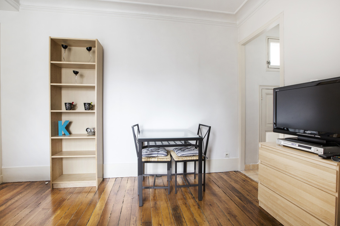 Apartment Paris Rue Crespin du Gast 5