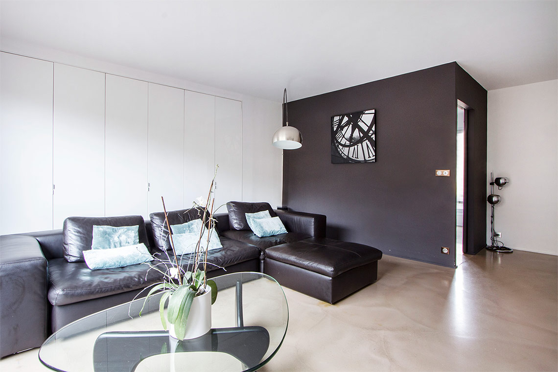 Apartment Paris Rue Guersant 5