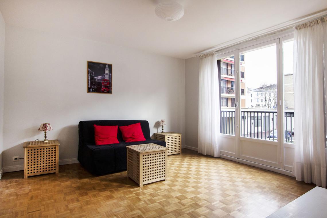 Location studio meubl route de la reine boulogne billancourt ref 9034 - Location appartement meuble boulogne billancourt ...