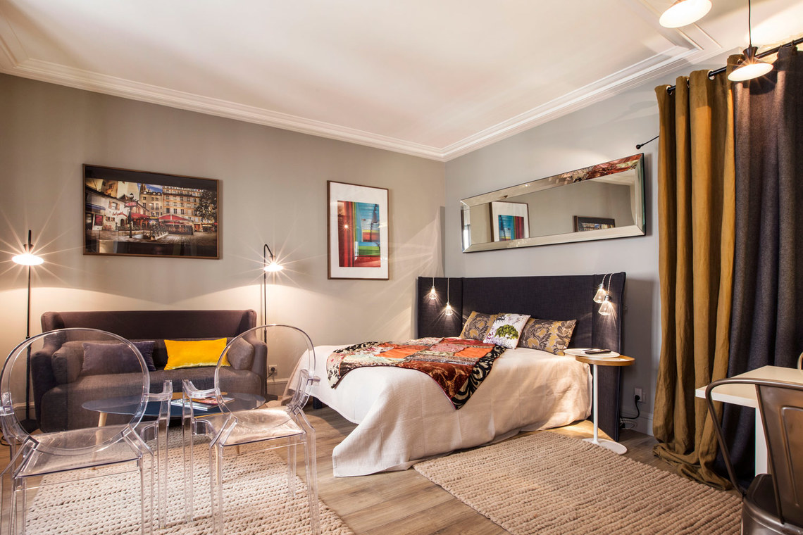 Furnished apartment for rent Paris Rue Royale