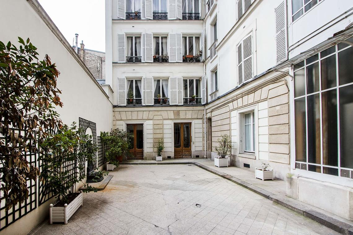 Appartamento Paris Rue Vézélay 12