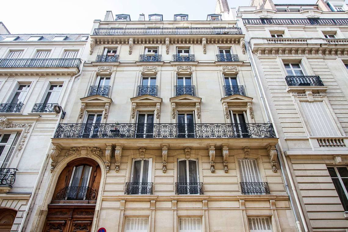 Appartamento Paris Rue Vézélay 13