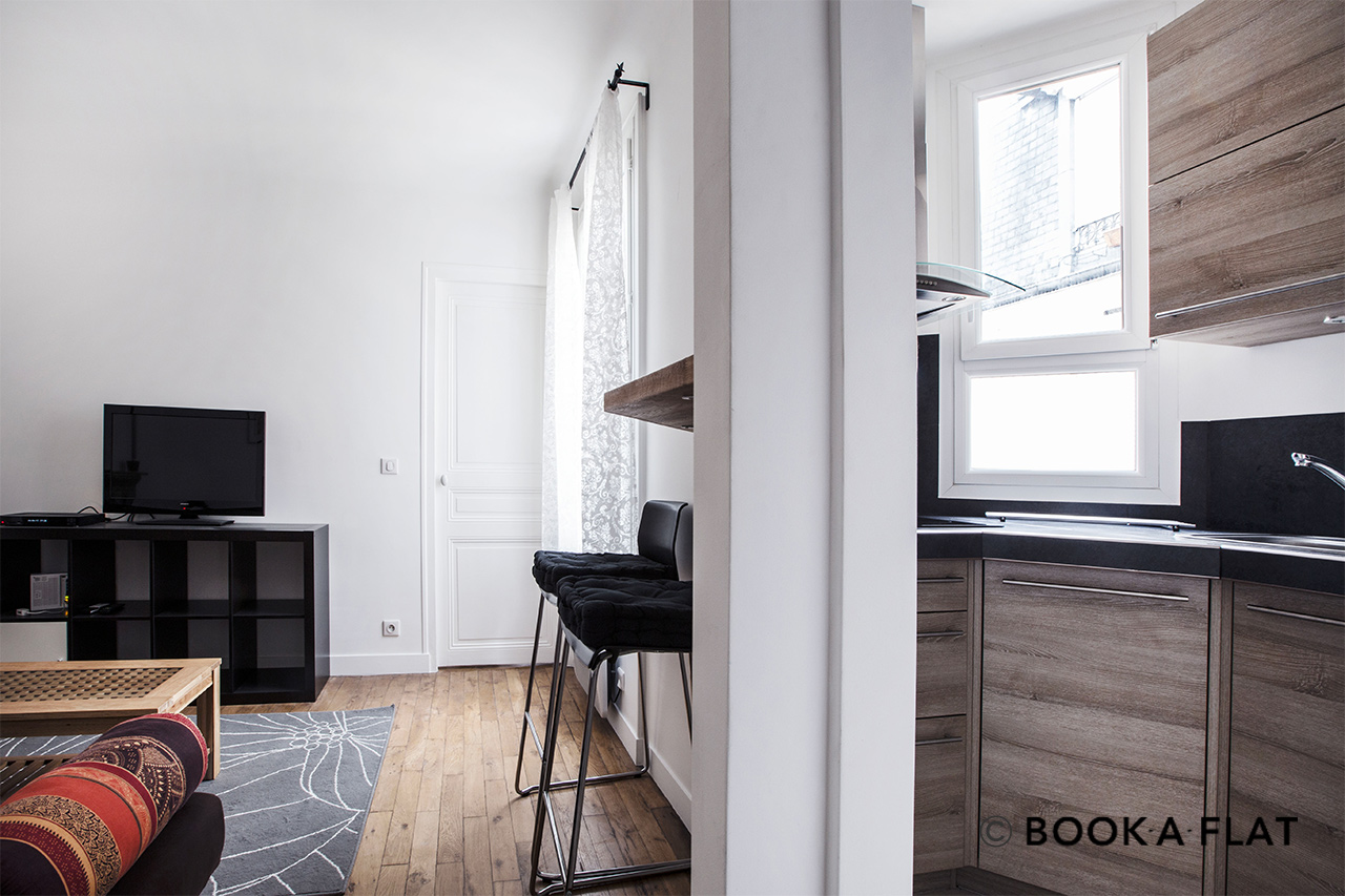 Appartement Paris Rue Saint Charles 5