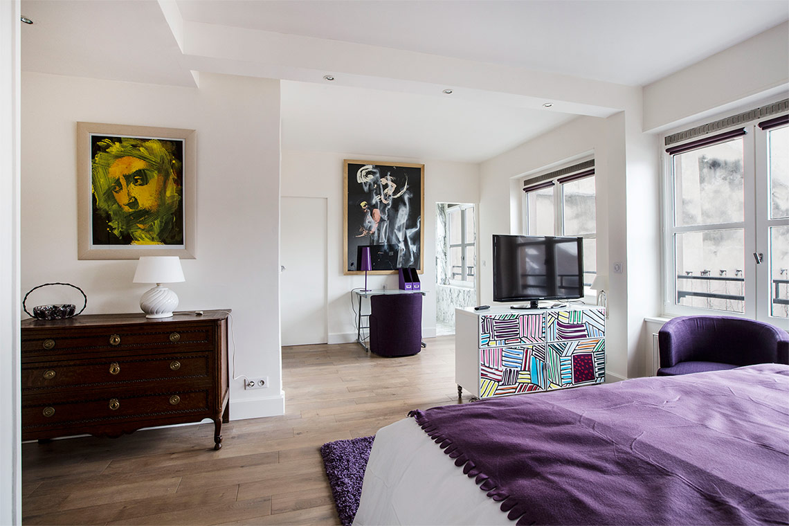 Apartment Paris Rue Saint Martin 8