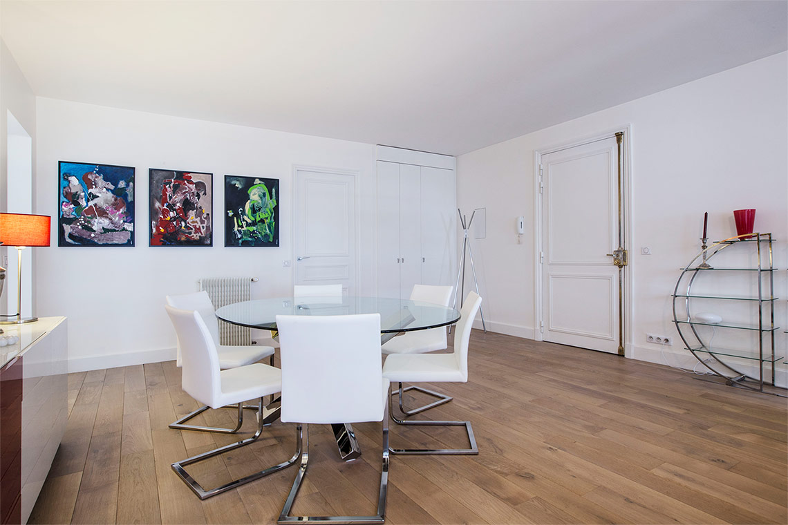 Apartment Paris Rue Saint Martin 5