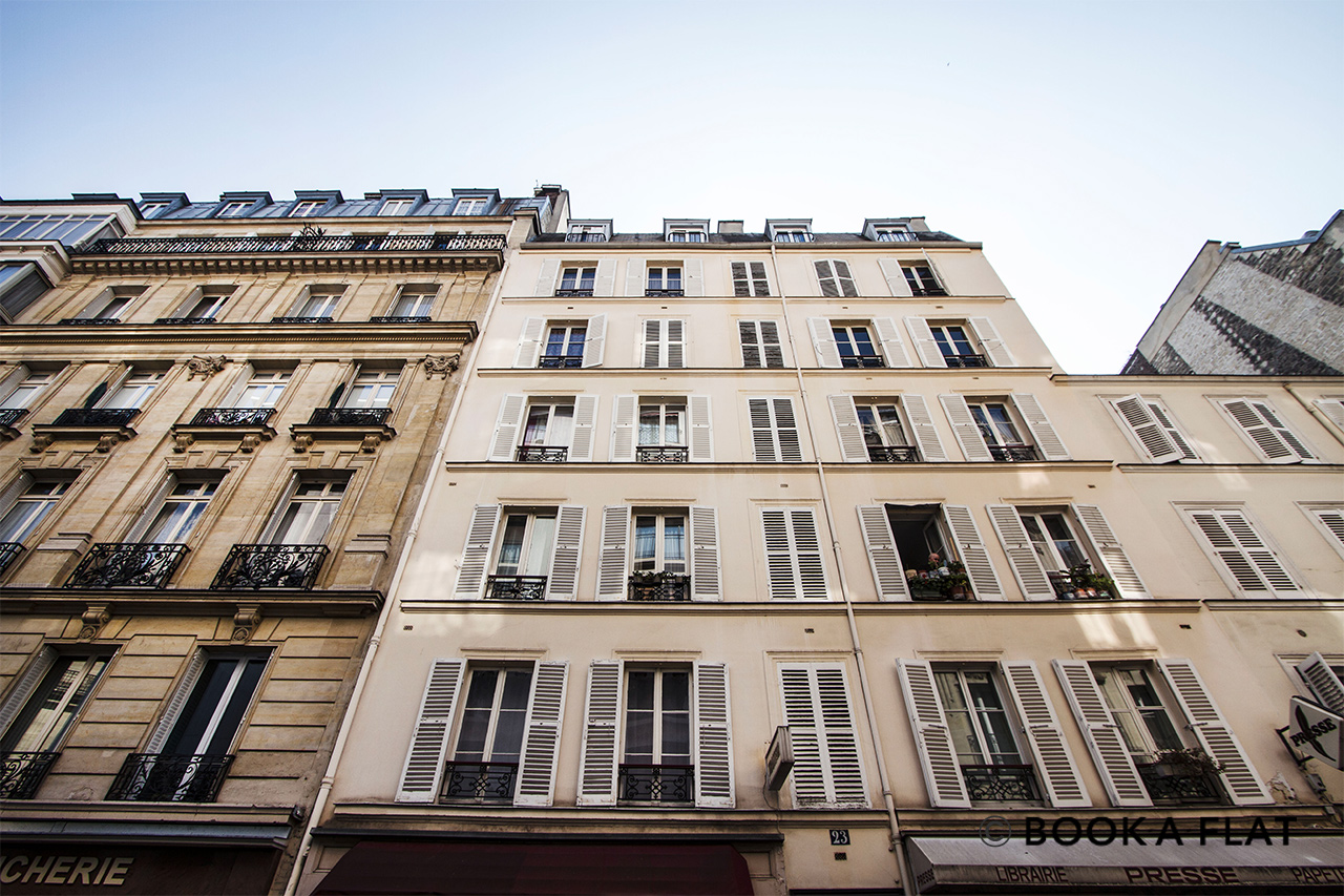 Apartment Paris Rue des Sablons 11