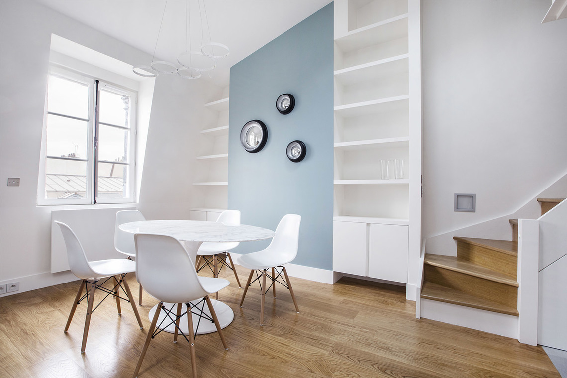 location appartement meubl rue de lisbonne paris ref 9203. Black Bedroom Furniture Sets. Home Design Ideas