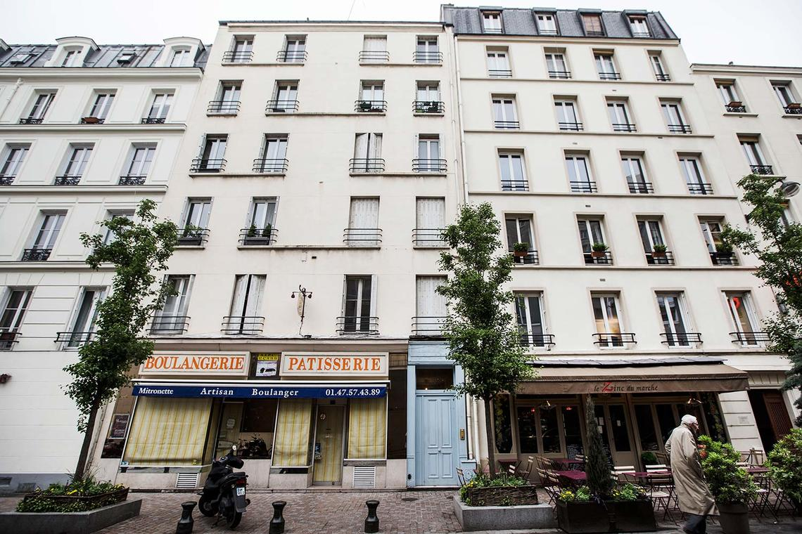 Appartement Levallois Perret Place Henri Barbusse 13