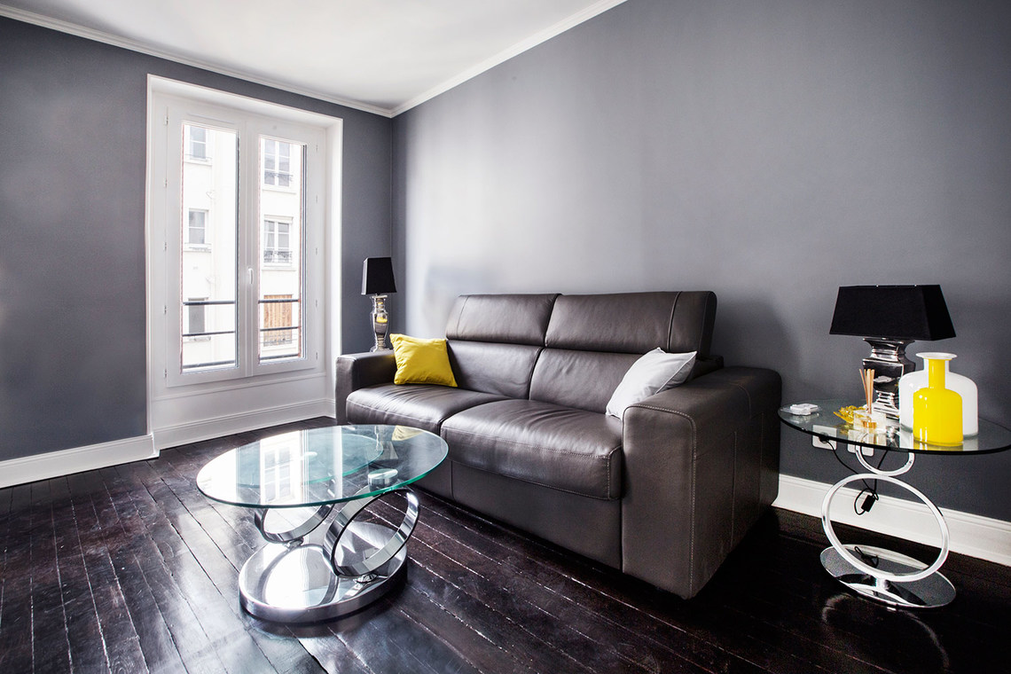 Appartement Levallois Perret Place Henri Barbusse 2