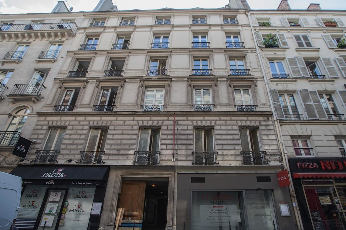 Appartement Paris Rue Duphot 10
