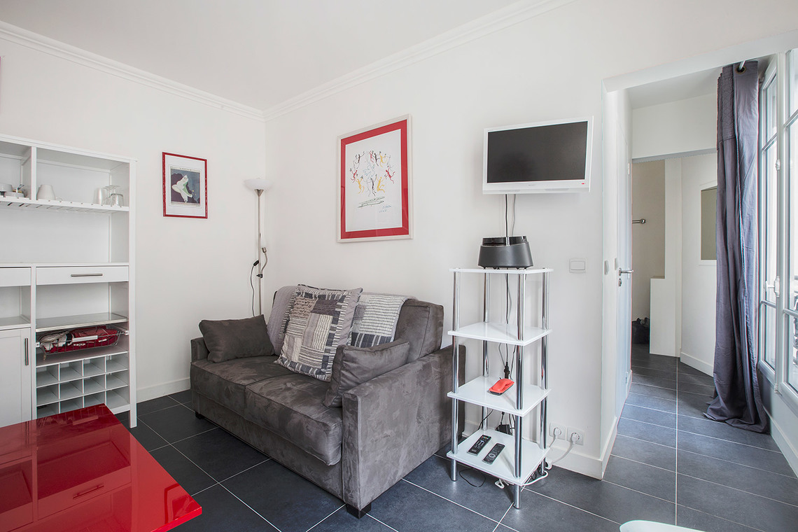 Furnished apartment for rent Paris Rue Duphot