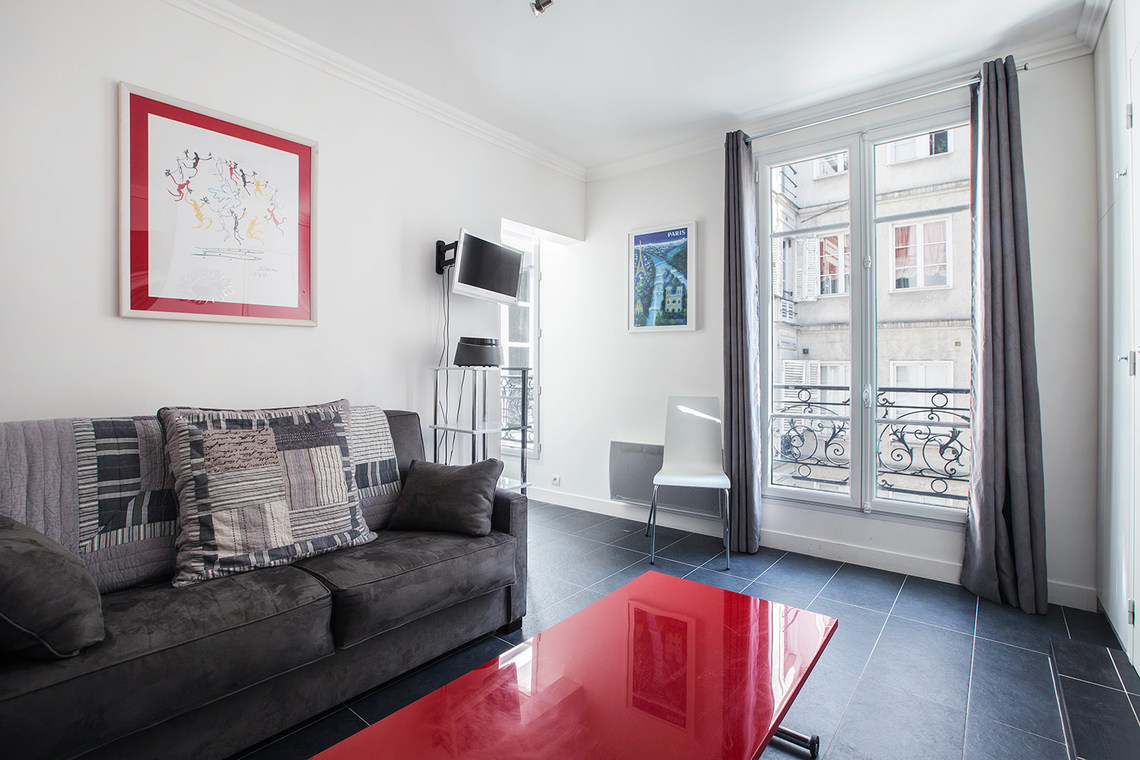 Appartement Paris Rue Duphot 2