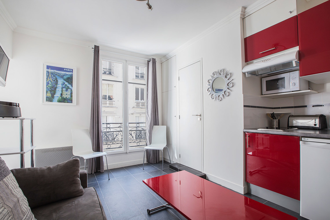 Appartement Paris Rue Duphot 5