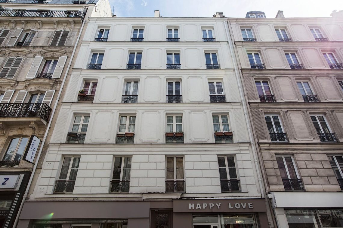 Квартира Paris Rue Sedaine 11