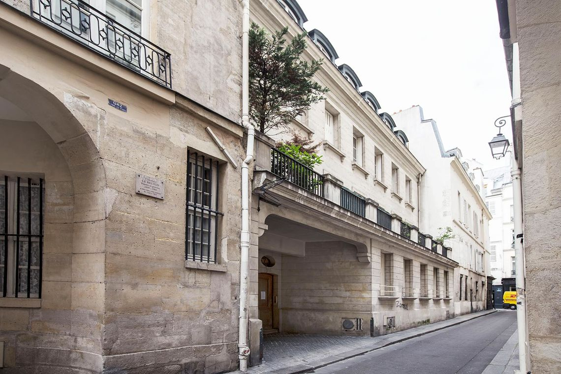Квартира Paris Rue Visconti 10