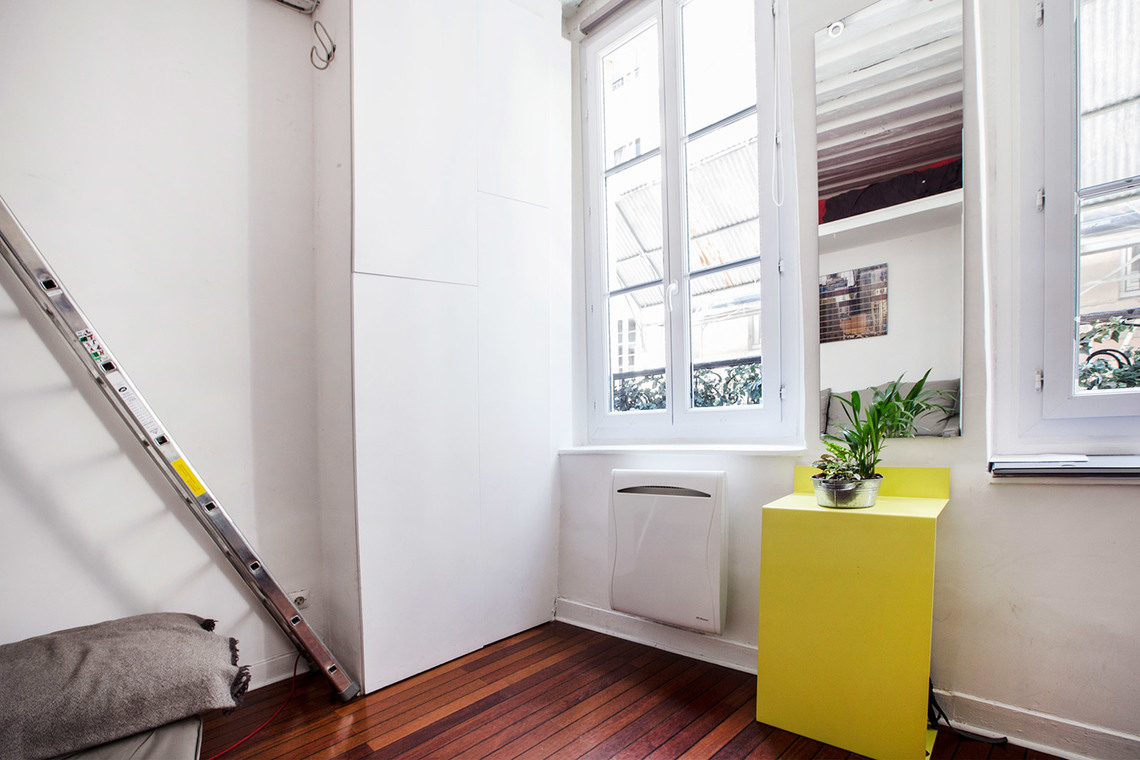 Apartment Paris Rue du Bourg Tibourg 3