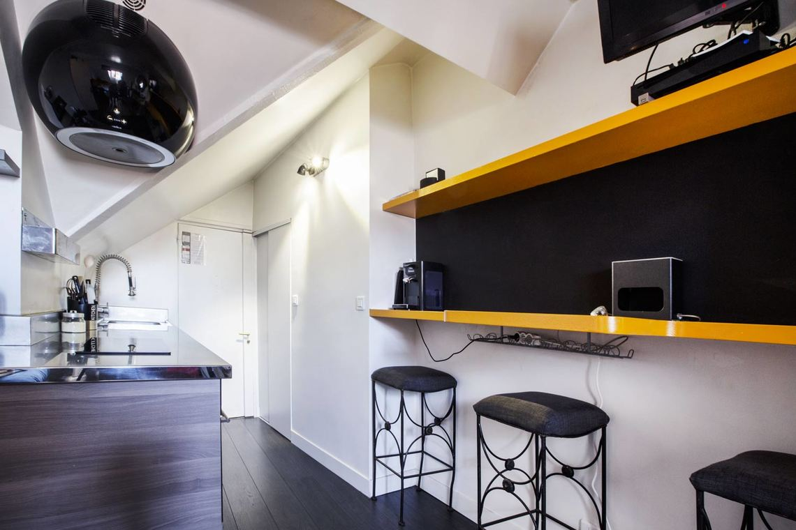 Appartement Paris Rue du Bourg Tibourg 4