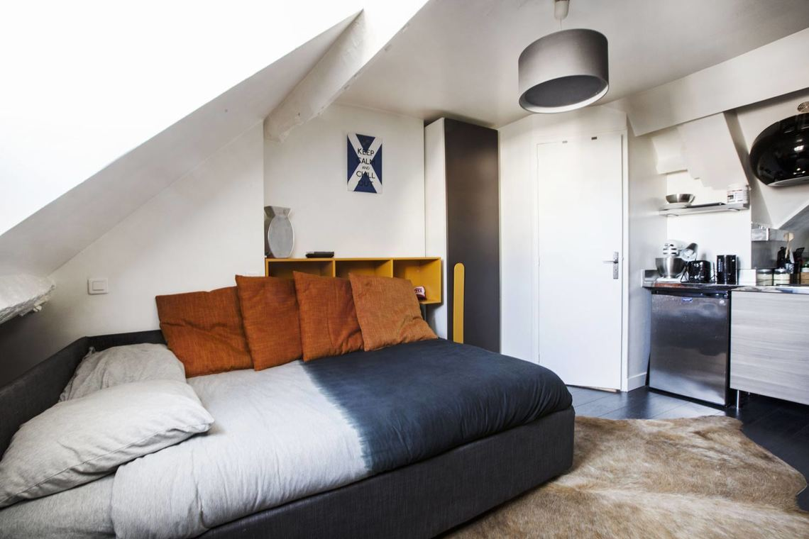 Appartement Paris Rue du Bourg Tibourg 2