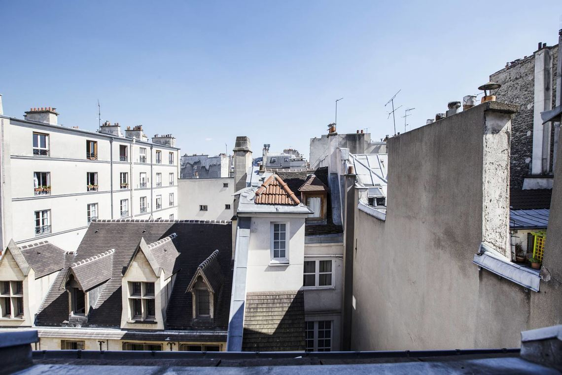 Appartement Paris Rue du Bourg Tibourg 8