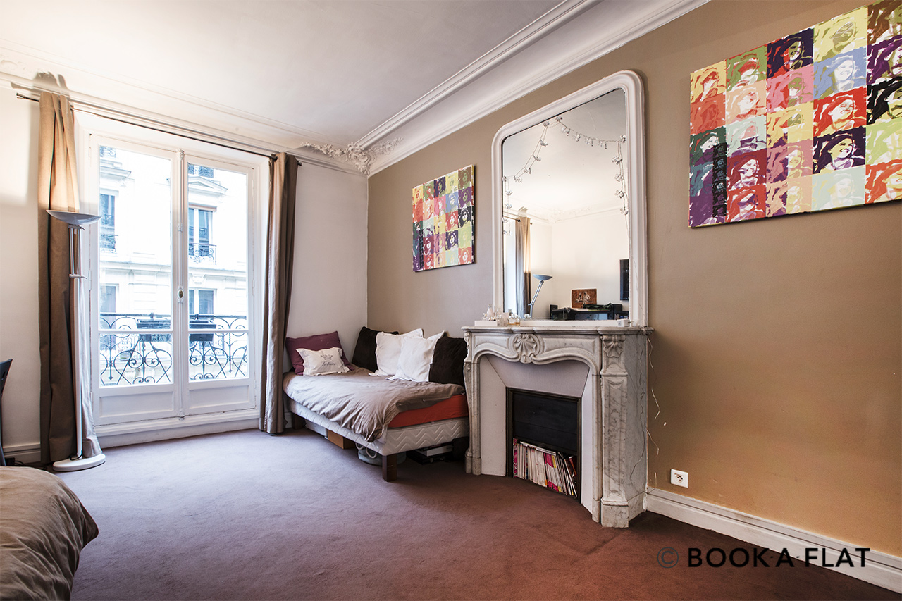 Appartement Paris Rue de Berne 9