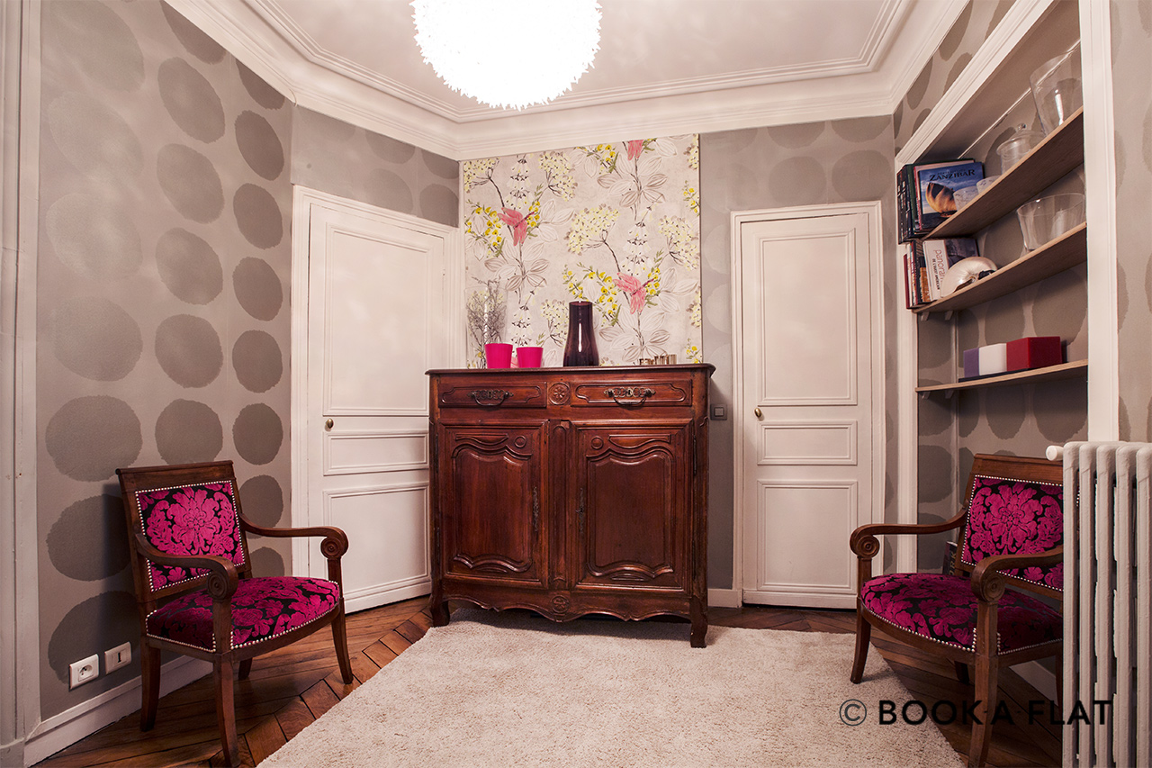 Appartement Paris Rue de Berne 4