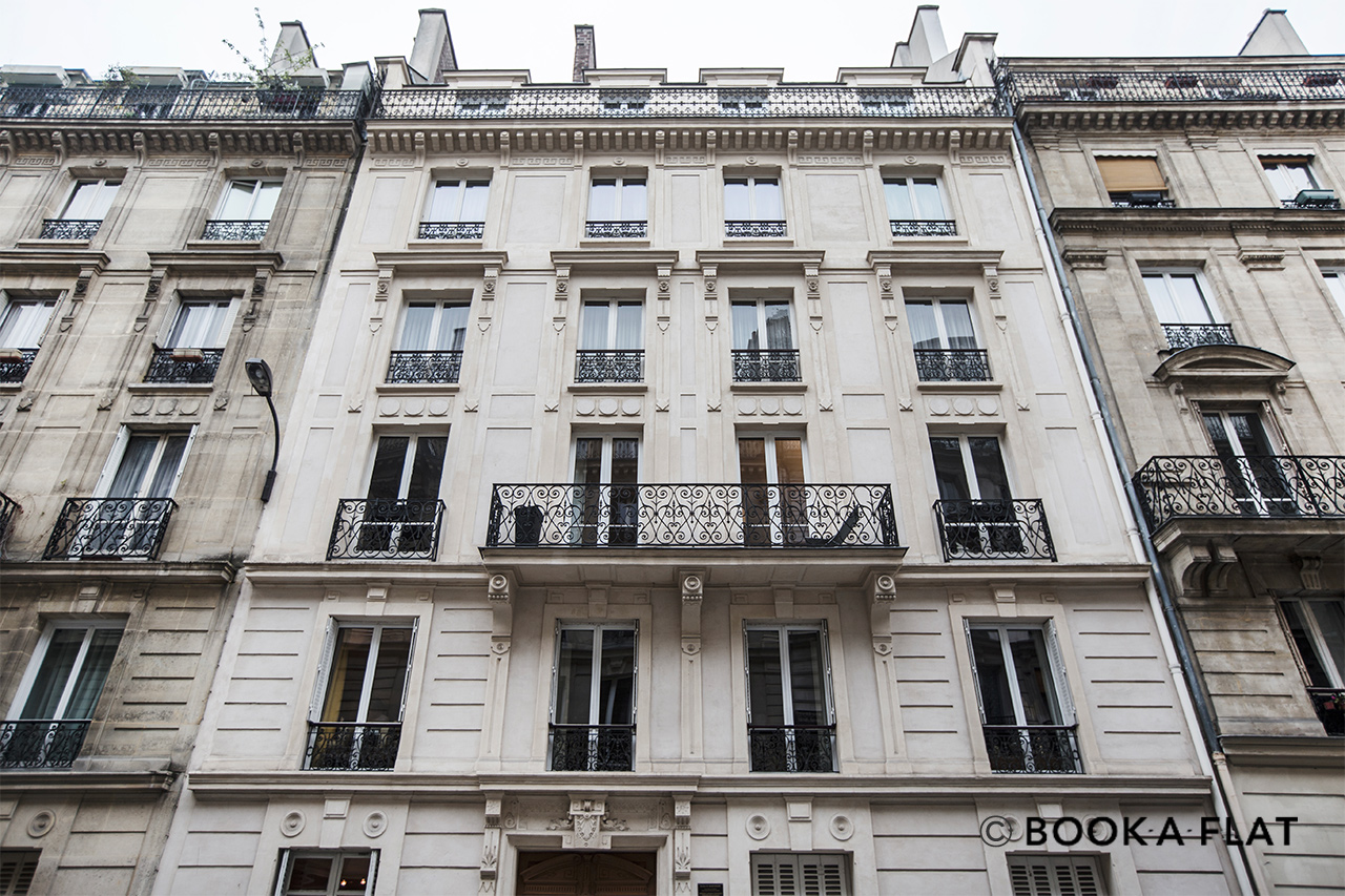 Appartement Paris Rue de Berne 14