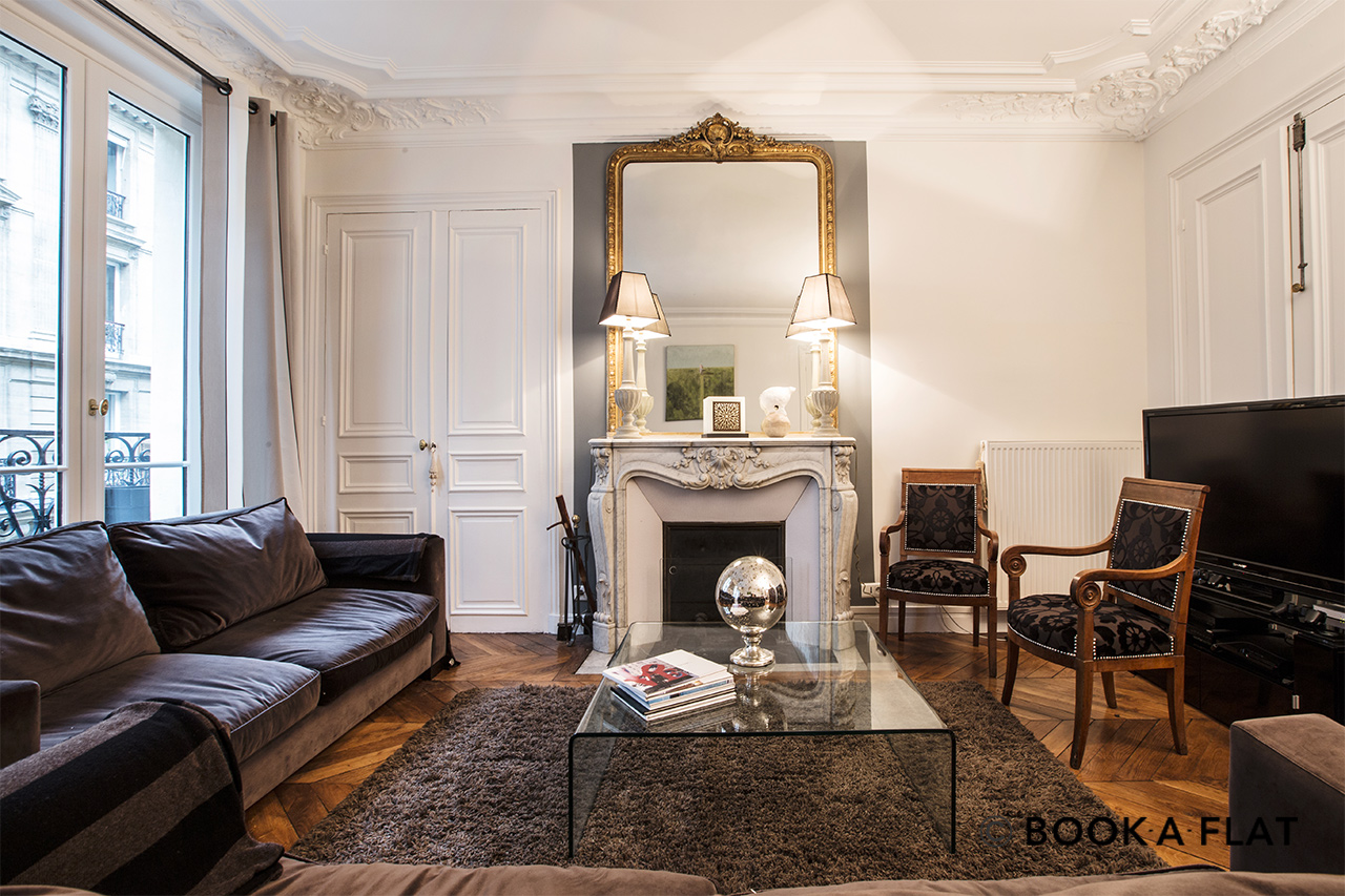 Paris Rue de Berne Apartment for rent