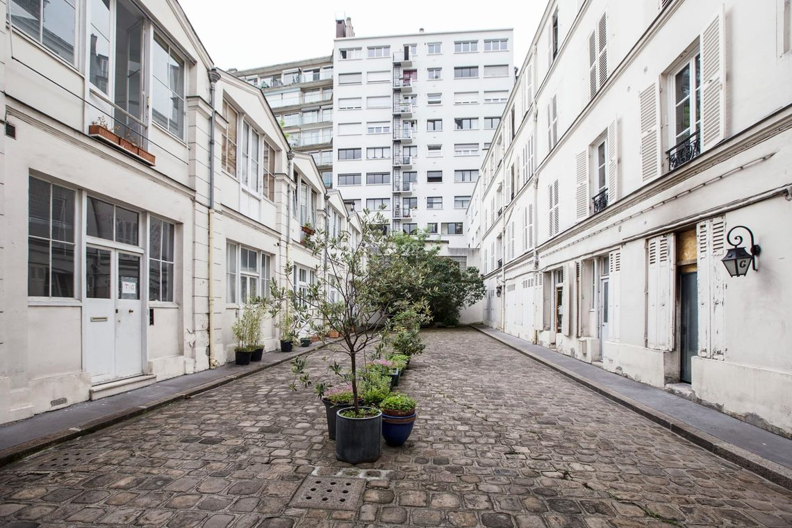 Apartment Paris Rue de Vaugirard 9