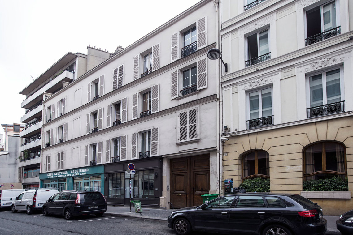 Apartment Paris Rue de Vaugirard 10
