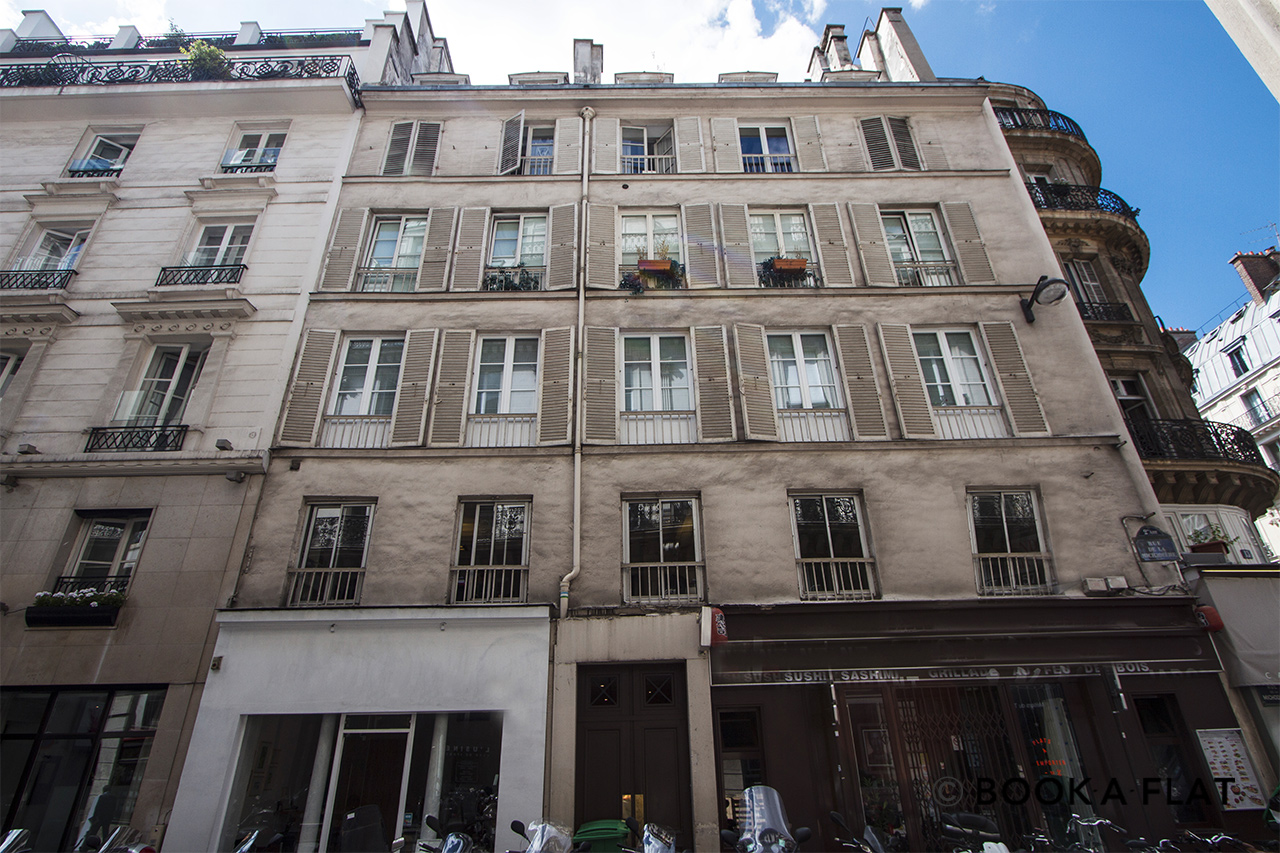 Appartement Paris Rue de la Michodière 10