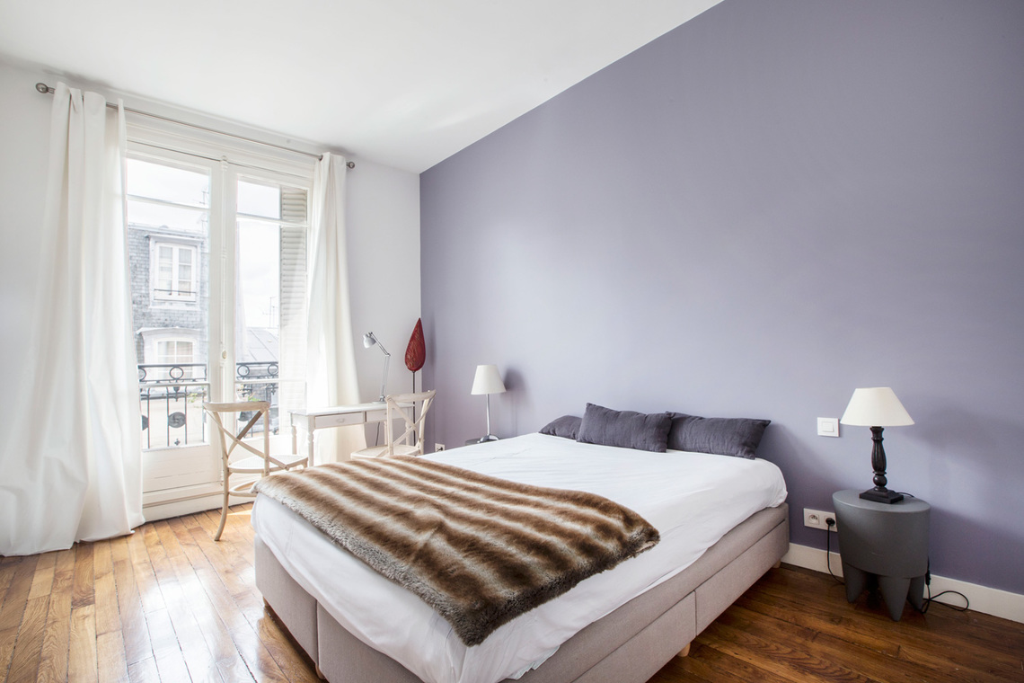 Apartment Paris Boulevard Saint Martin 8