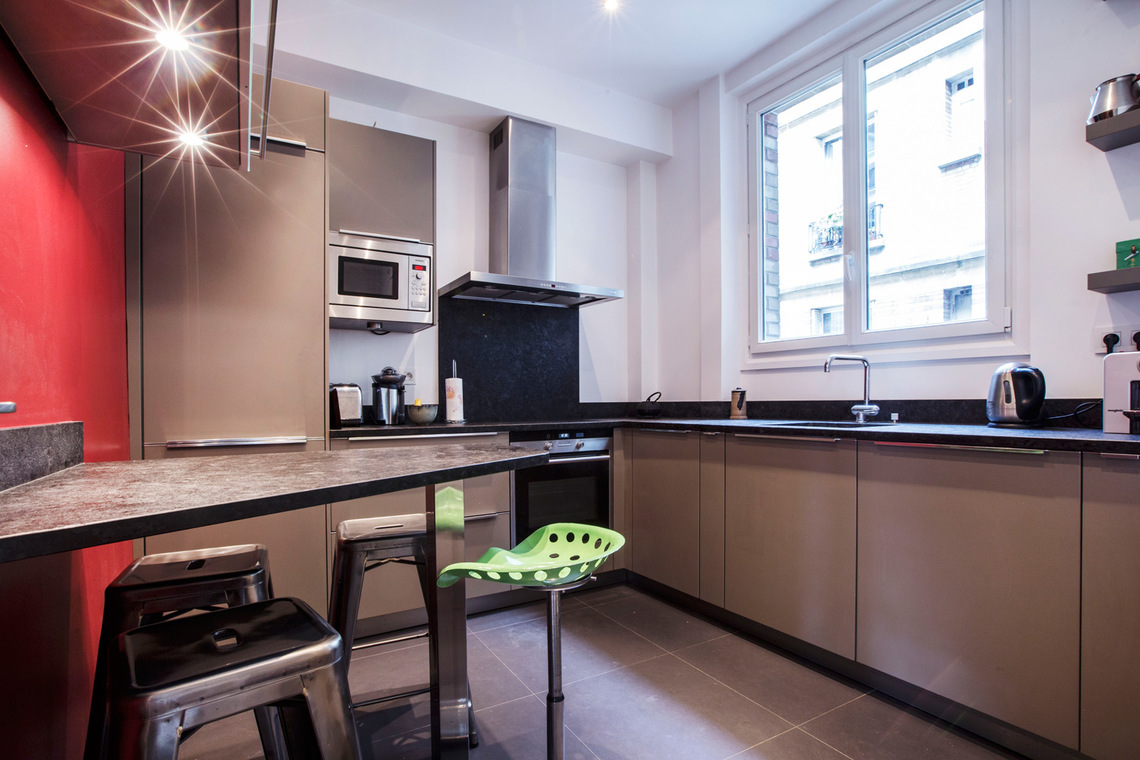 Apartment Paris Boulevard Saint Martin 6