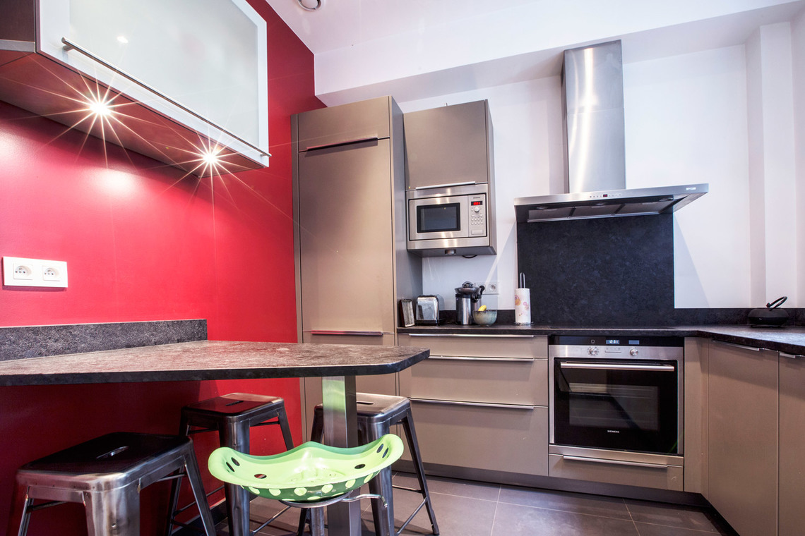 Apartment Paris Boulevard Saint Martin 7