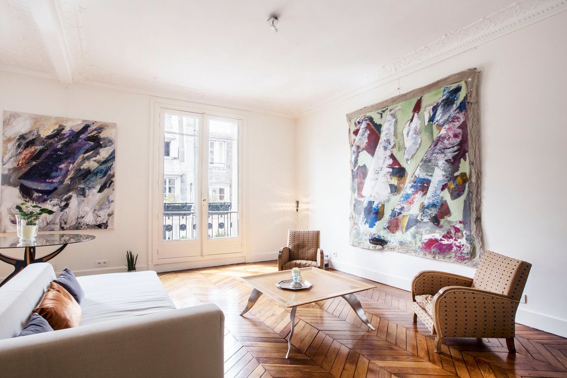 Paris Boulevard Saint Martin Apartment for rent