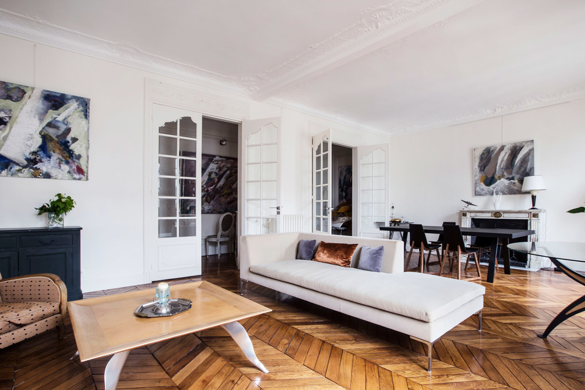 Apartment Paris Boulevard Saint Martin 2