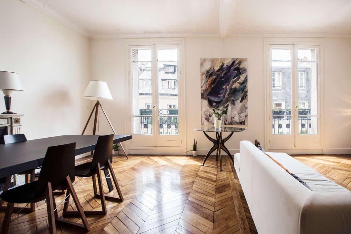 Apartment Paris Boulevard Saint Martin 4
