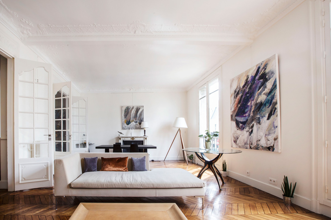 Apartment Paris Boulevard Saint Martin 3