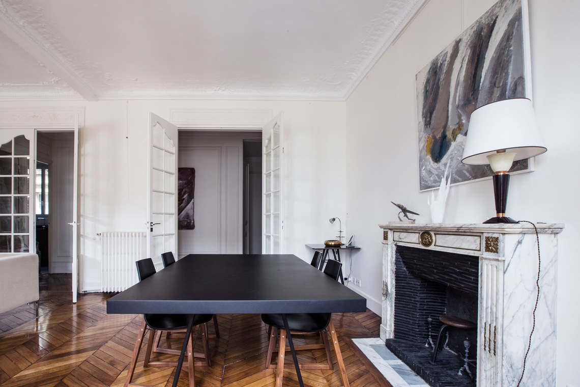 Apartment Paris Boulevard Saint Martin 5