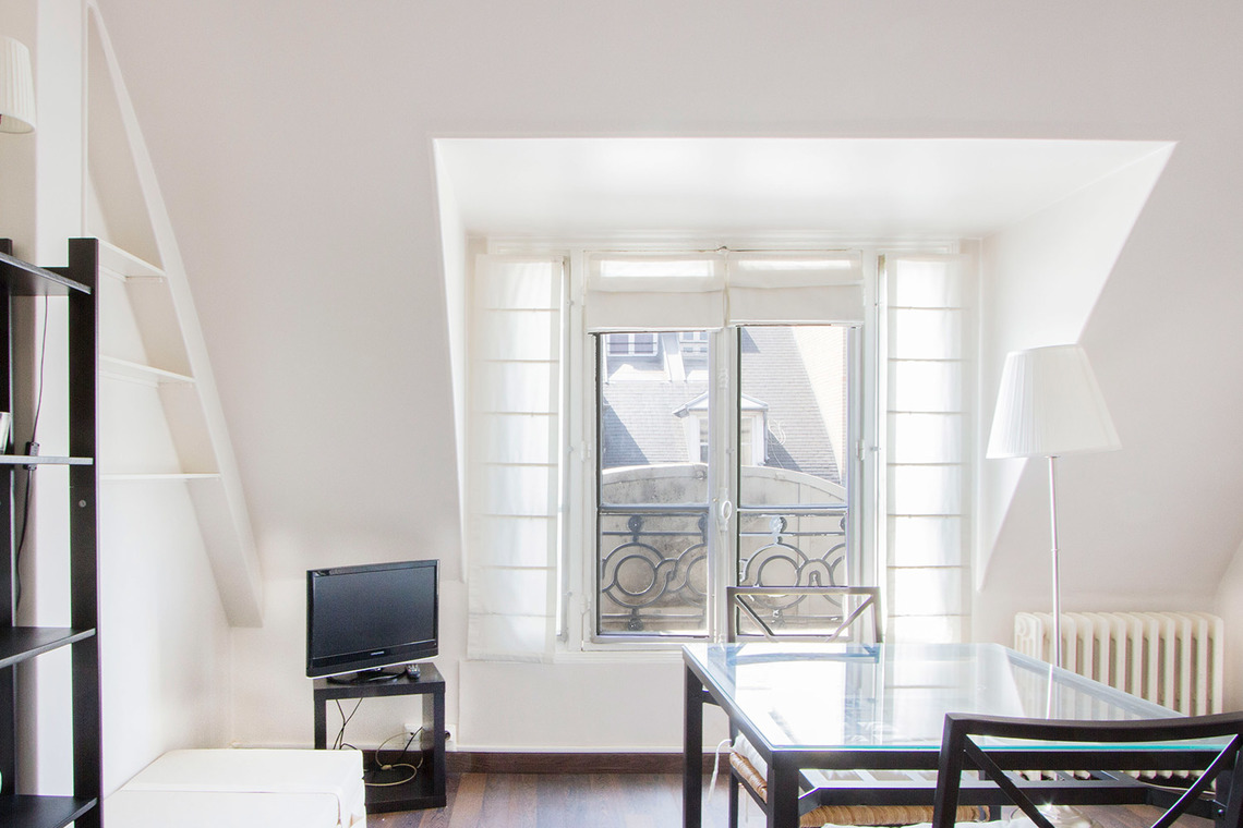 Appartement Paris Rue Balzac 2