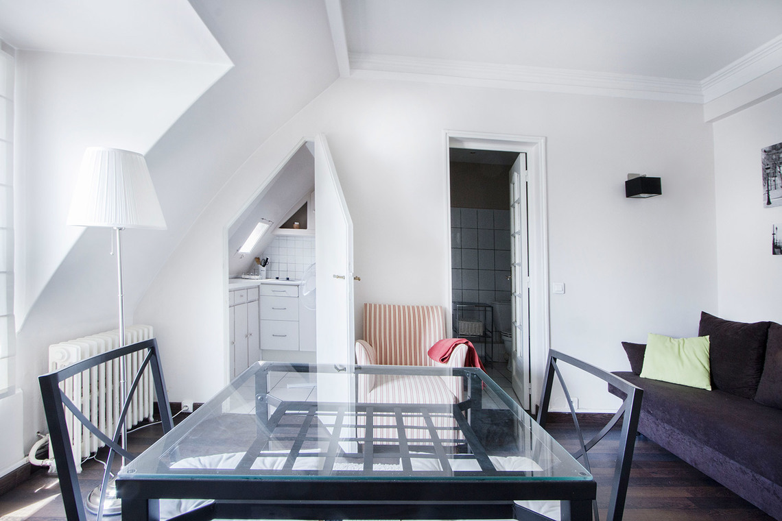 Appartement Paris Rue Balzac 6