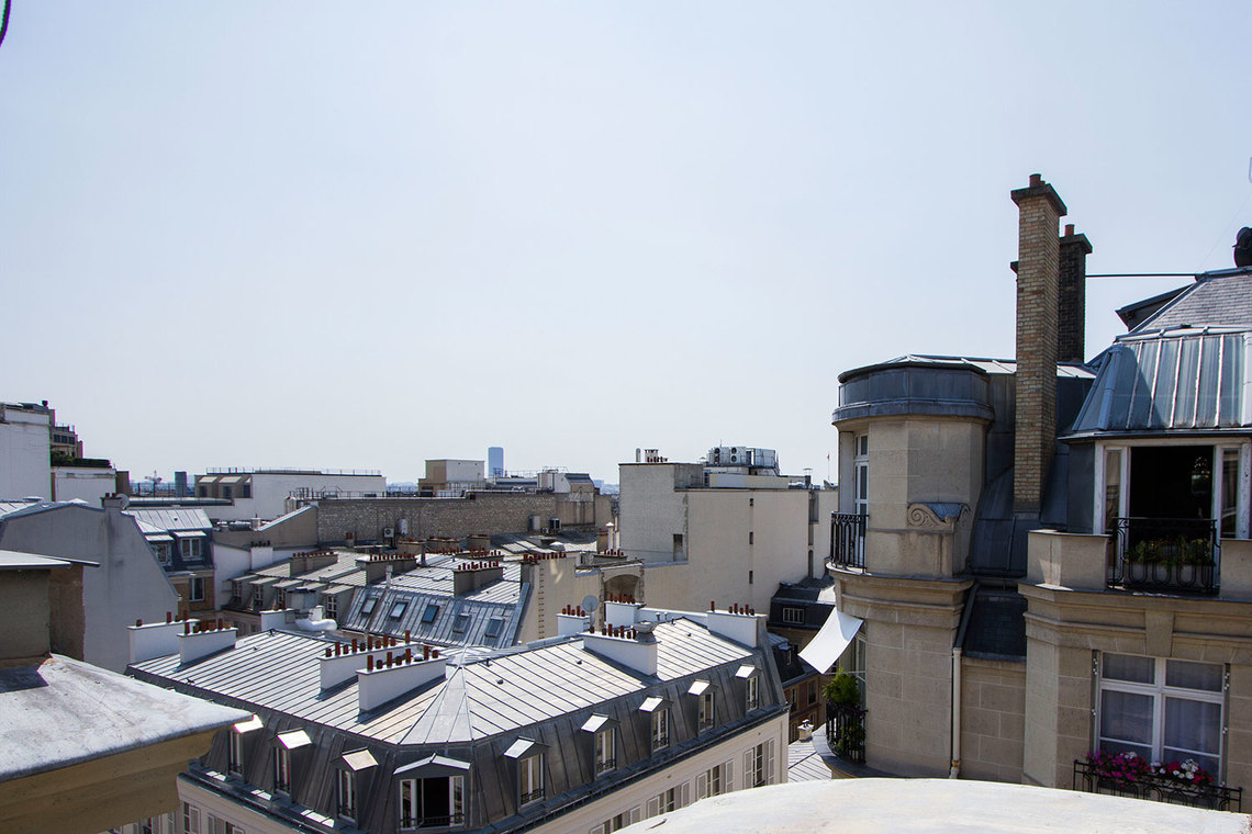 Appartement Paris Rue Balzac 10