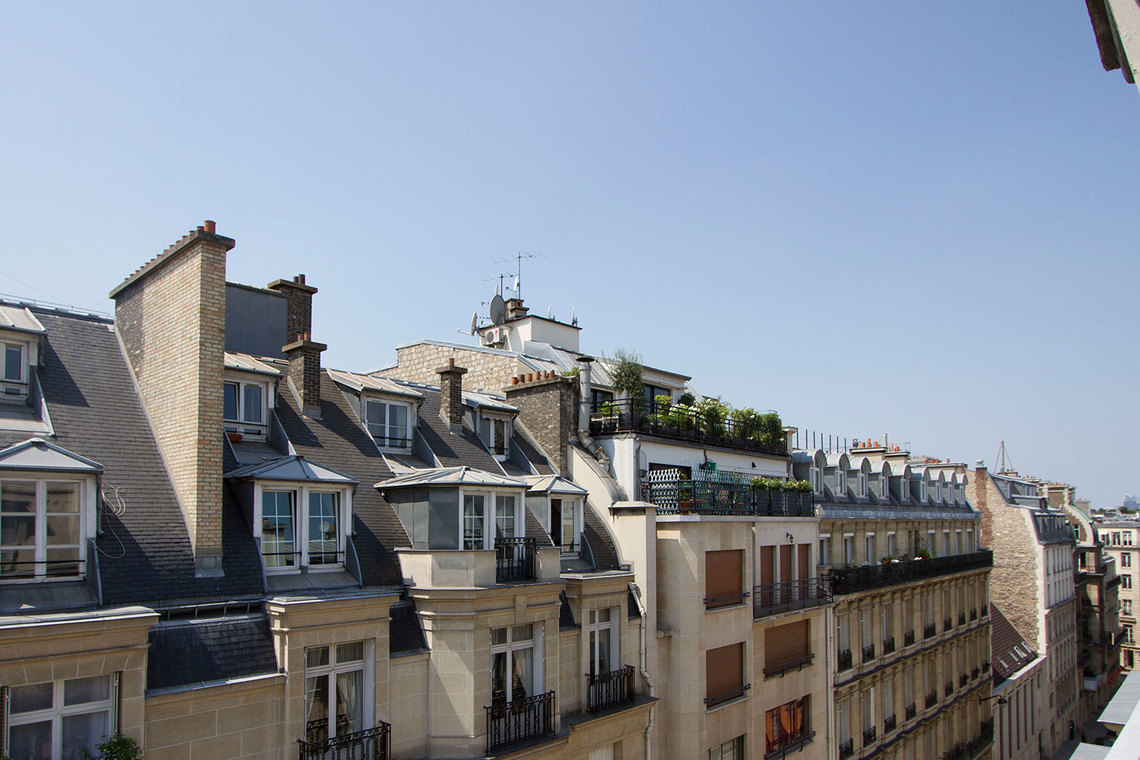 Appartement Paris Rue Balzac 11