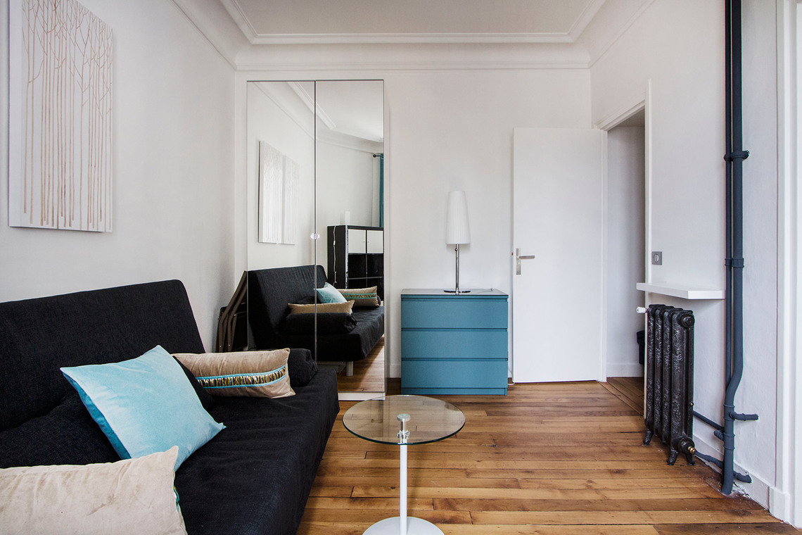 Apartment Paris Rue Lentonnet 5