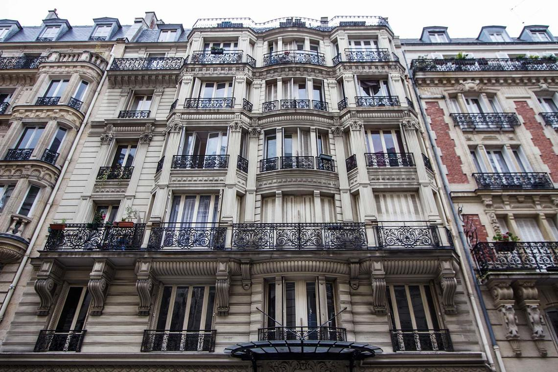 Apartment Paris Rue Lentonnet 8