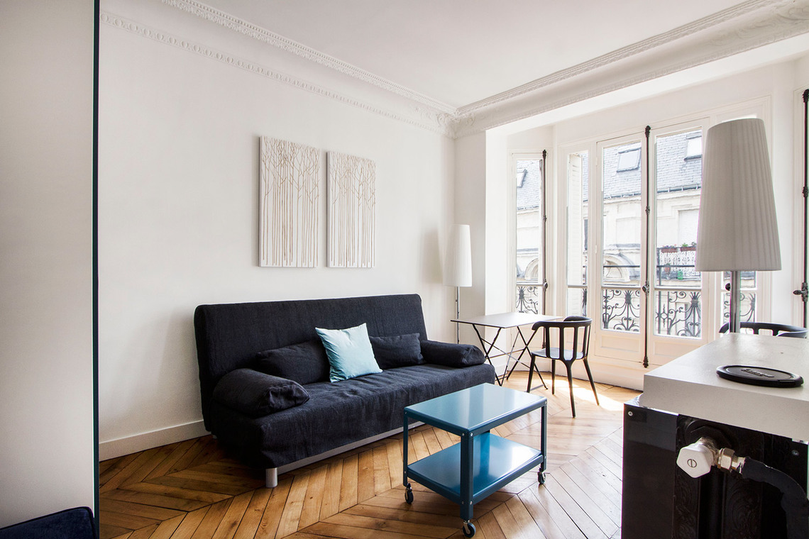 Furnished apartment for rent Paris Rue Lentonnet
