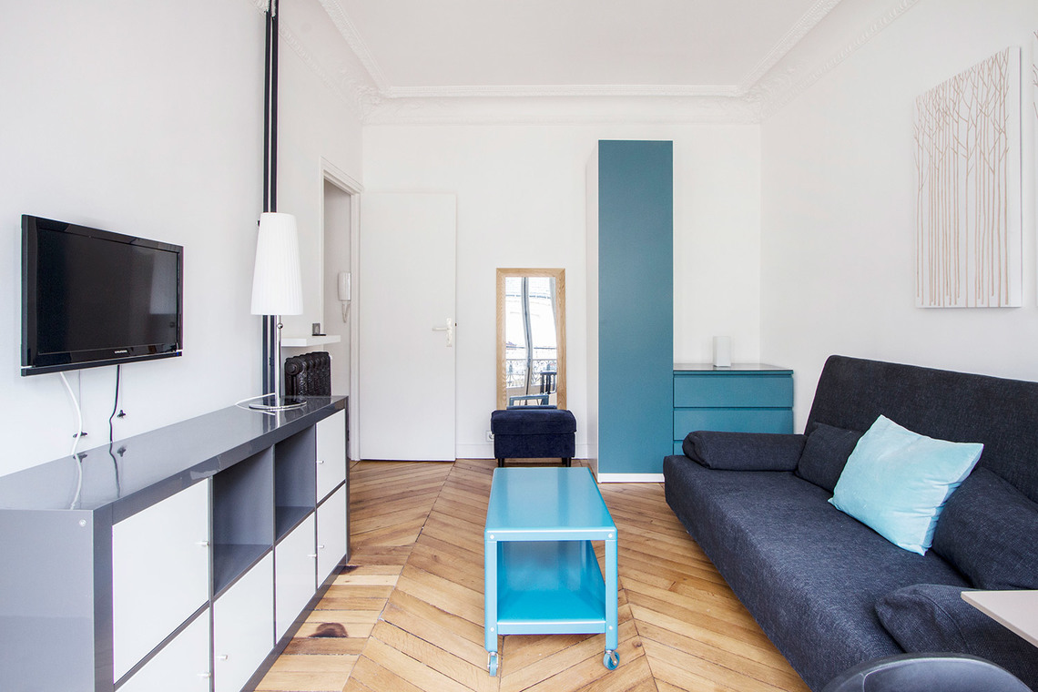 Apartment Paris Rue Lentonnet 3