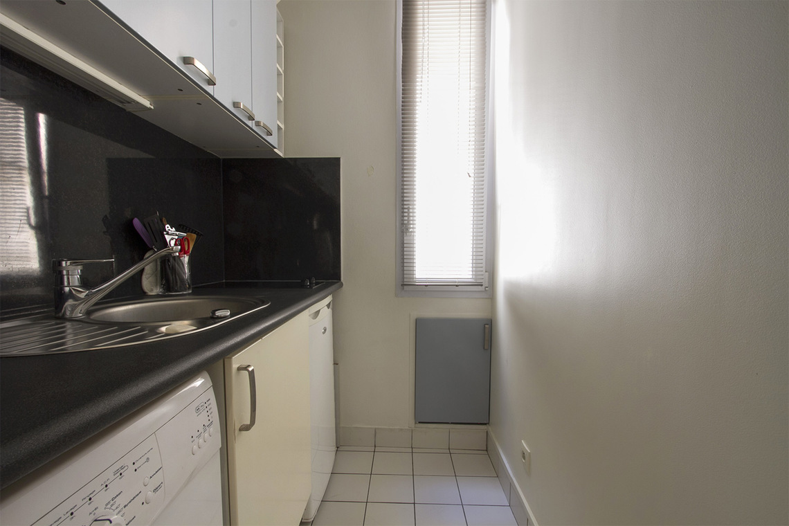 Appartement Paris Rue Pache 10